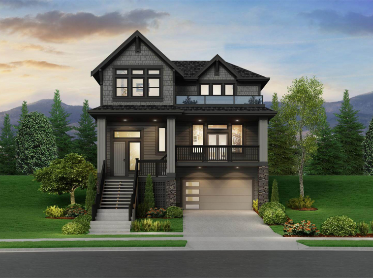 New home in Coquitlam