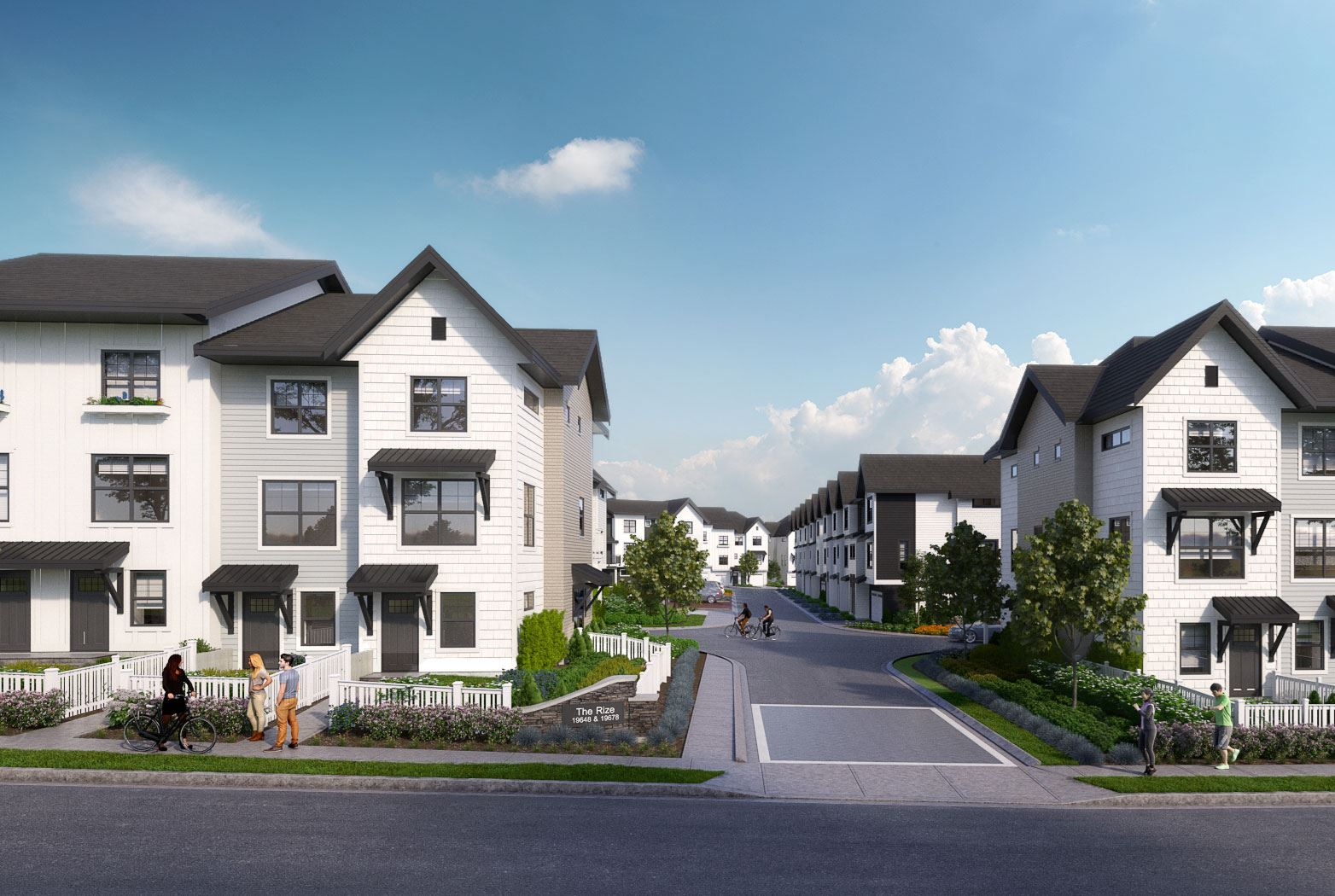 foundry townhomes langley 1