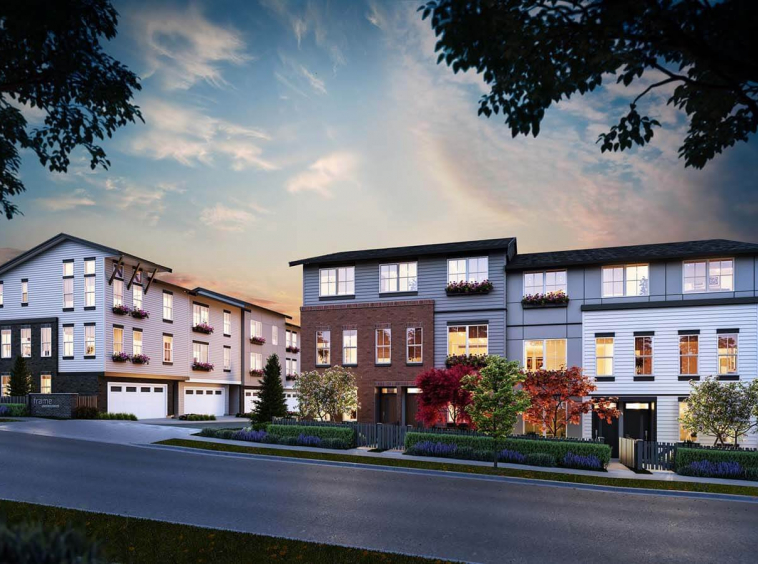 frame townhomes langley 2 1