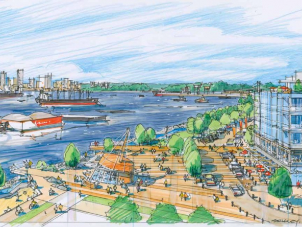 harbourside waterfront north van condos 2
