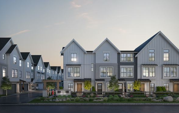 homestead townhomes langley 2 1