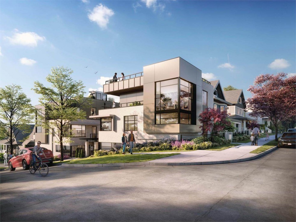 joie townhouses vancouver 1