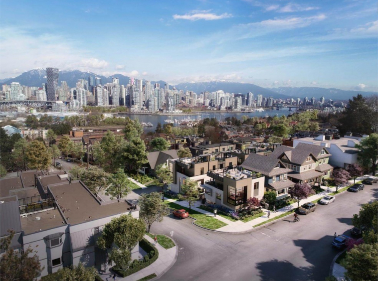 joie townhouses vancouver 6