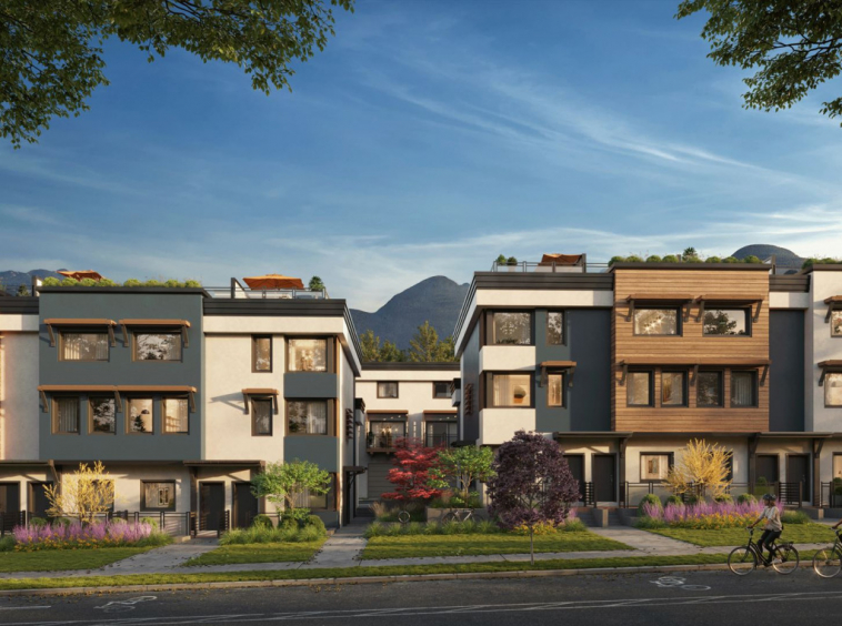 neu on 3rd townhomes north vancouver 2 1024x761 1