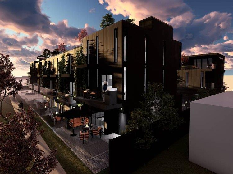 oak and 28th vancouver townhomes 1