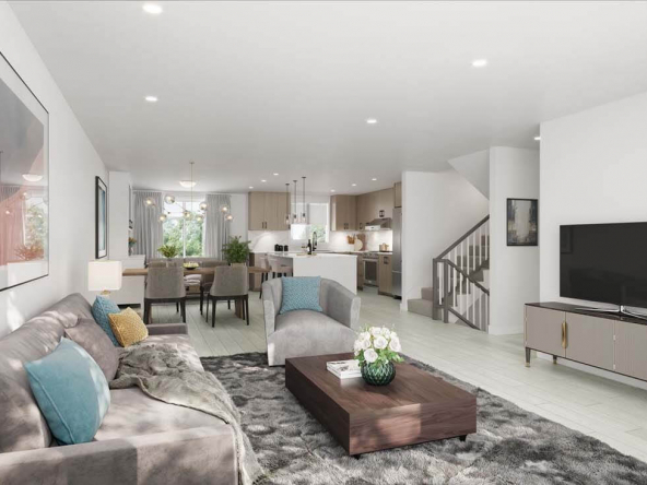 oxford new west townhomes 3