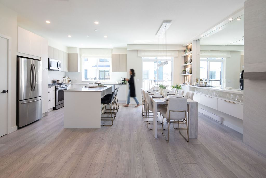 portside new west townhomes 3
