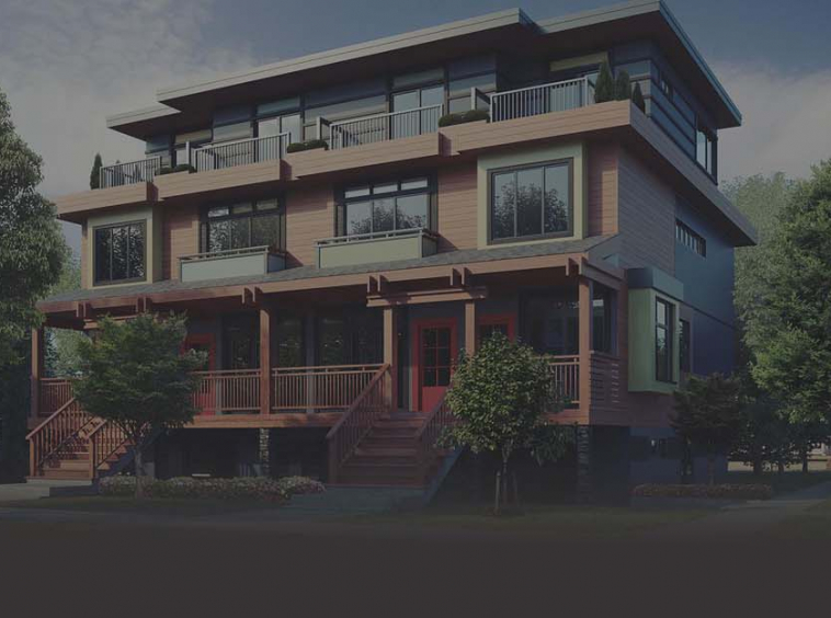 slocan lane vancouver townhomes 1