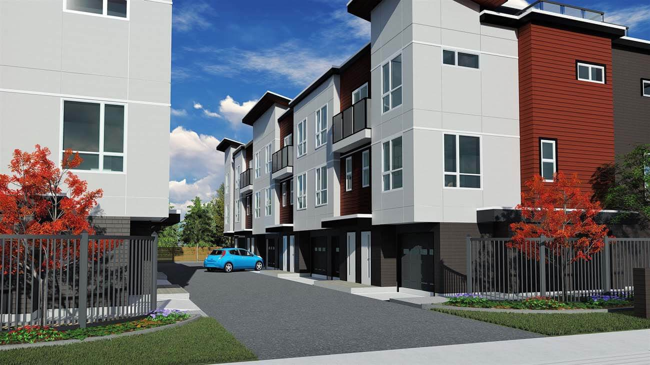 tandem townhomes langley 4