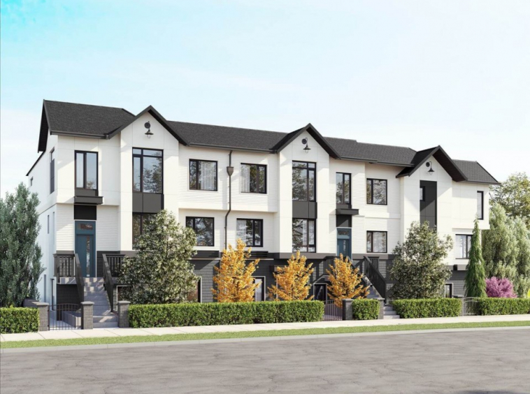the hillcrest vancouver townhomes 1