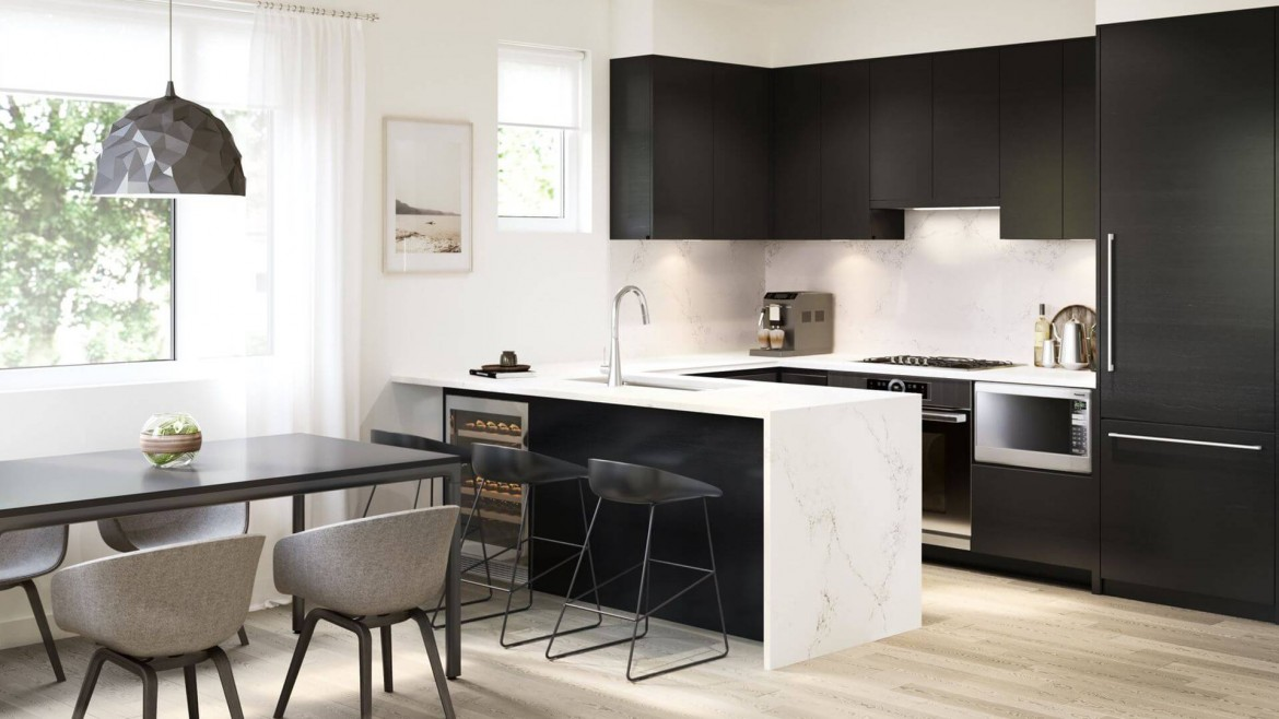the hillcrest vancouver townhomes 3
