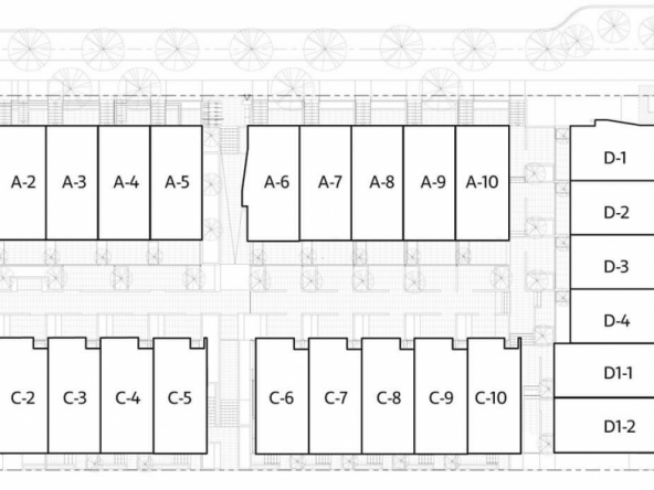 the morrison townhomes siteplan city homes 1024x589 1
