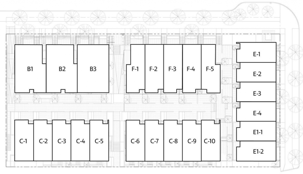 the morrison townhomes siteplan garden homes 1024x589 1