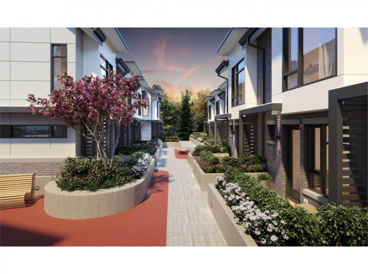 the oak vancouver townhomes 3