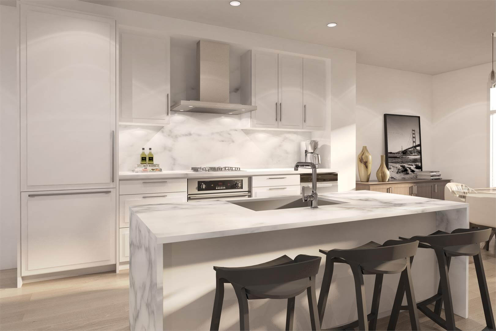 the oak vancouver townhomes 6