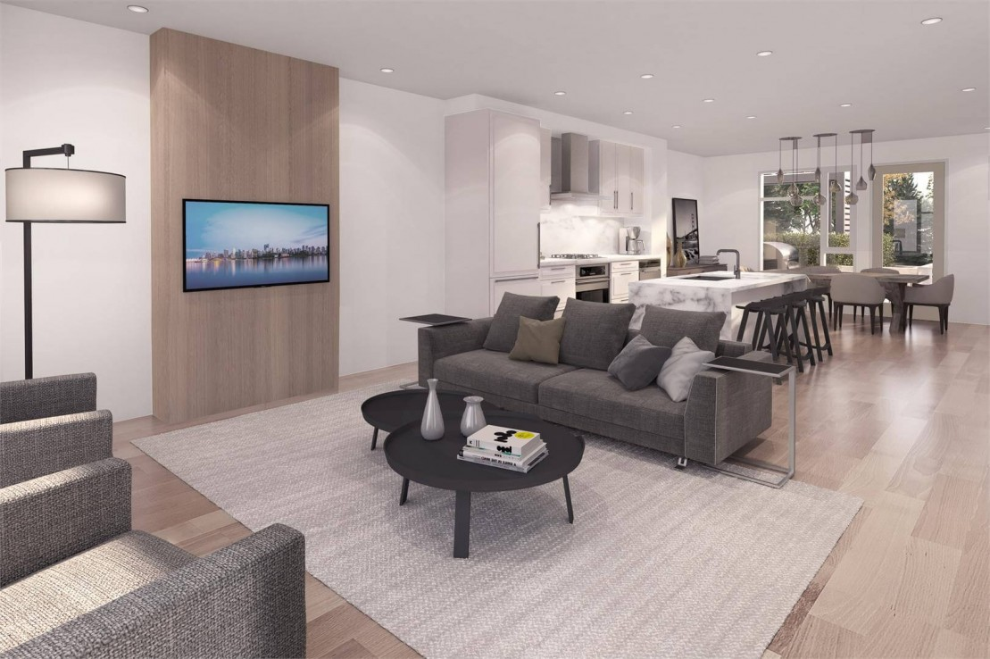 the oak vancouver townhomes 7