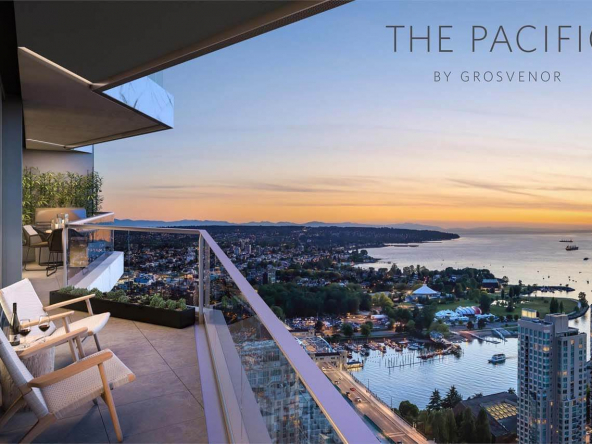 the pacific vancouver 5