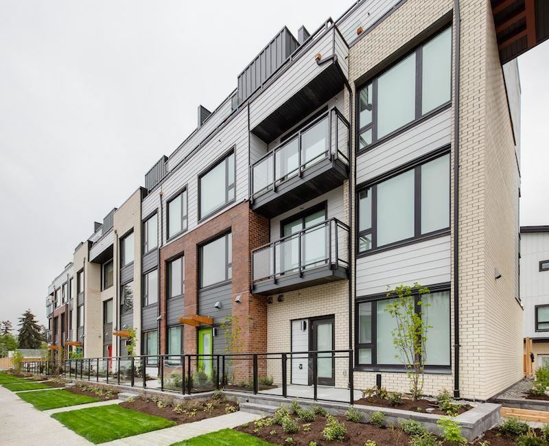 the trails north van townhomes 6 1