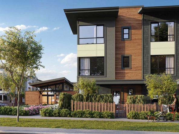 verge townhomes langley 1