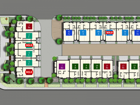 willow living langley sitemap