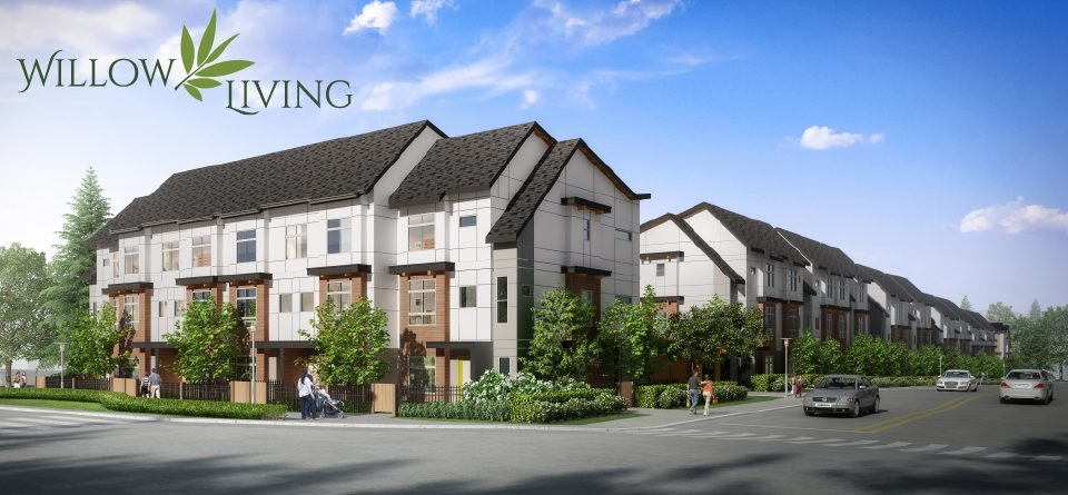 willow living langley townhomes 1