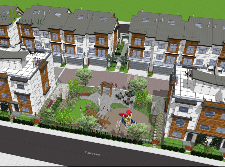willow living langley townhomes 3