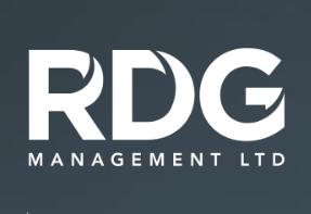 RDG Management Ltd