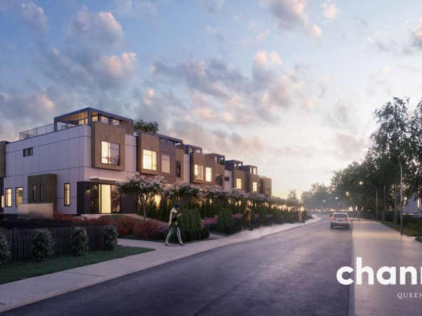 channel townhomes new westminster 1