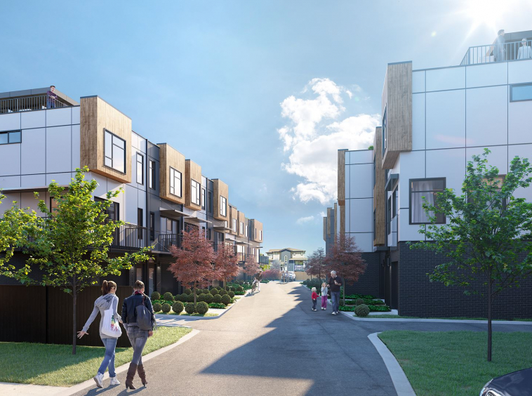 channel townhomes new westminster 2