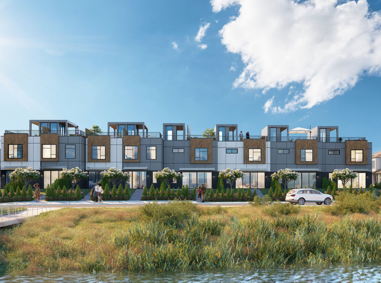 channel townhomes new westminster 3