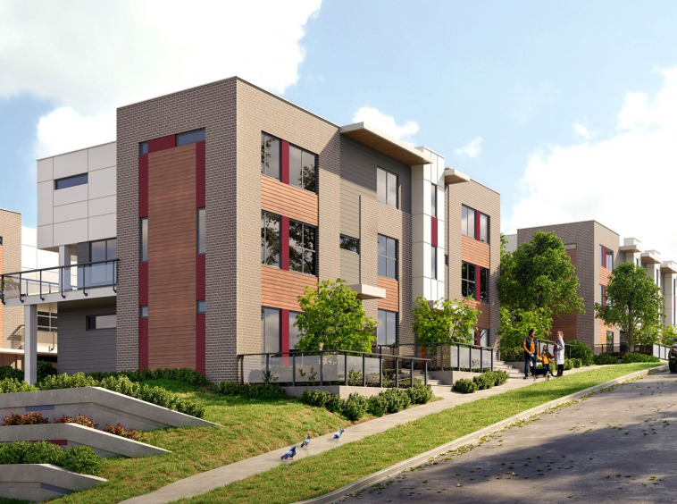 yale gardens north surrey townhomes 1